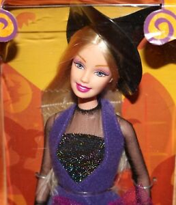 Halloween Barbie witch Mattel