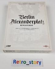 Coffret DVD Berlin Alexanderplatz - R. W. FASSBINDER