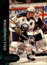 1992-93 (SABRES) Parkhurst Emerald Ice #11 Dale Hawerchuk