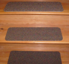 16 Step = 8'' x  24'' Indoor  Stair Treads Step Rug Carpet  Choose size.