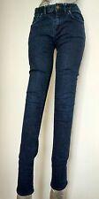 AUBIN & WILLS super skinny mid rise jeans size w24 L30 --MINT--