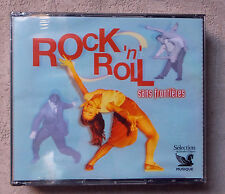 CD AUDIO MUSIC / COFFRET 5XCD ROCK'N'ROLL SANS FRONTIÈRES READER'S DIGEST NEUF