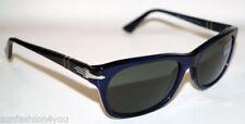 Gafas de sol de hombre azul Persol 100% UV