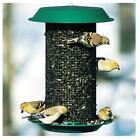 Woodlink NAMAG1 Plastic Oil Sunflower Bird Magnum Feeder Hunter Green