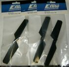 (3) E-Flite Blade Tail Rotor Blades For (CP/CP Pro) R/C Helicopter EFLH1122