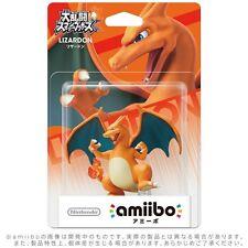 Nintendo 3DS Wii U Amiibo Charizard Super Smash Bros Game Accessory Japan