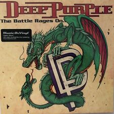 The Battle Rages On... by Deep Purple (180g Vinyl, Feb-2013, Music on Vinyl)
