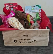 Dog Hamper | Personalised | Christmas | Dog Treats | Dog Toys | Gift for Dogs