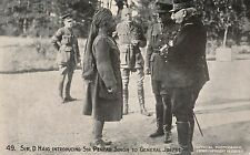 POSTCARD  MILITARY  WWI  Daily Mail  Series VII  No.  49