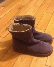 Mini Boden Suede Shoes for Girls