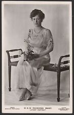 British Royalty. H.R.H. Princess Mary - Latest Portrait. Beagles Photo Postcard