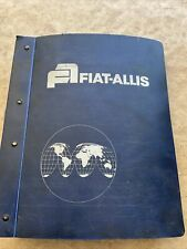 Fiat Allis 31 Crawler Tractor Dozer Complete Service Manual