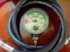 Zeagle Standard 2-3/8 inch 5,000 PSIG w/ Temperature