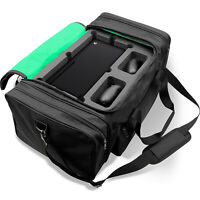 CM Travel Case for Xbox Series X and S Console, Controllers, Games and More