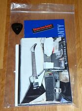 Gibson Explorer Case Candy Manual Warranty Wrench Polishing Cloth Guitar Parts