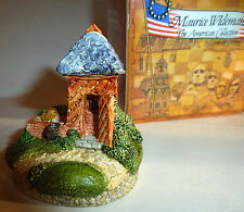 Maurice Wideman The American Collection Colonial Wellhouse Well House, Hine Nib