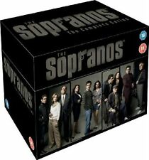 The Complete Sopranos HBO TV Series DVD Collection 28 Discs Box Set New