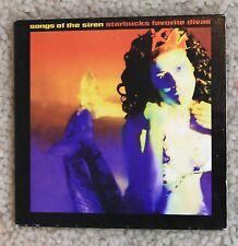Starbucks Songs of the Siren Favorite Divas CD 1996