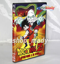 Dragon Ball Z Get Back My Gohan en ESPAÑOL LATINO DVD Region 4 NTSC