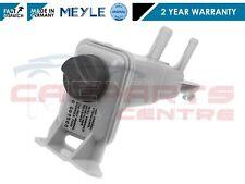 FOR VW PASSAT 3B2 POWER STEERING FLUID RESERVOIR EXPANSION TANK & CAP MEYLE