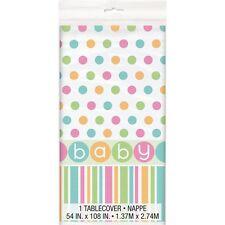 Tovaglia in Plastica , Baby Shower Nascita  PS 09634