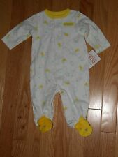 """NWT - Just One You by Carters """"My First Easter"""" sleep n play outfit - newborn"""