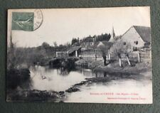 CPSM. Environs de L'AIGLE . 61 - Les Aspres. L'Iton. 1924.