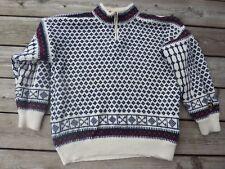 Original Dale Herren Norweger Pullover L, gebraucht