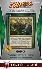 MTG - Nature of the Beast Deck - Commander 2013 Pack Box Sealed