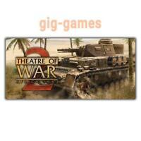 Theatre of War 2: Africa 1943 PC spiel Steam Download Link DE/EU/USA Key Code