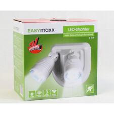EASYmaxx LED Strahler 2in1 mit Bewegungsmelder Security Leuchte Licht