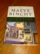 Quentins by Maeve Binchy (2002, Hardcover) 1st/1st #su
