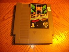 nintendo nes donkey kong 3 arcade classics series game