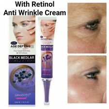 WITH RETINOL CONTOUR CREAM STOP DARK CIRCLES REMOVE WRINKLE EYE BAGS LIFTING
