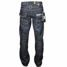 Enzo Mid Rise Regular Size Jeans for Men