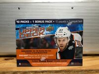 "2020-2021 Upper Deck Hockey Series 1 Mega Box ""Young Guns""🏒🏒🏒🔥🔥🔥"