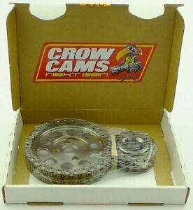 Crow Cams Timing Chain Set Performance For Holden V8 Suit 308 and 304/355 EF Dou