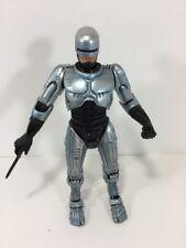 "Robocop 7"" Figure Movie Maniacs Mcfarlane 2004 Series 4 Loose"