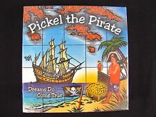 Pickel The Pirate Treasure Map To Knowledge Board Game Educational Home School