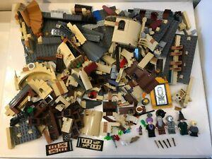 Lego Harry Potter Hogwarts Great Hall Set 75954 Incomplete