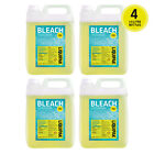 PROFESSIONAL BLEACH 20l Thick Yellow General Household Industrial Bleach 20Litre