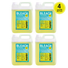 More details for professional bleach 20l thick yellow general household industrial bleach 20litre