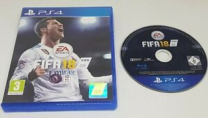 FIFA 18 PlayStation 4 PS4 Mint 1st Class Super Fast Delivery