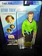 "CAPTAIN KIRK - Classic Star Trek 8"" MEGO Action Figure #3680 / 10000"