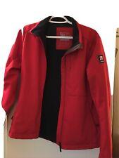 Chick-Fil-A Team style Hard Shell Jacket Women's Size S Uniform Waterproof