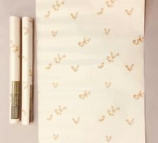 Paperpro Brewster Cream Gold Rooster Wallpaper Vintage Look 2 Rolls From England