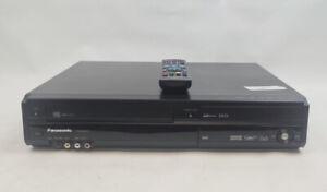 Panasonic DMR-EZ49V DVD VHS VIDEO Recorder COMBI HDMI Transfer VHS Tapes To DVD
