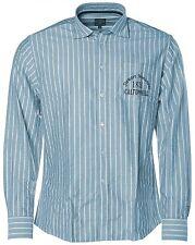 K3049 KITARO Langarm Freizeithemd Hemd Streifen M NEU