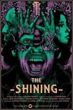 The Shining Variant Alternative Movie Poster by Mondo Artist Nikita Kaun No. /60