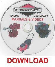 BRIGGS & STRATTON WORKSHOP REPAIR MANUALS DOWNLOAD